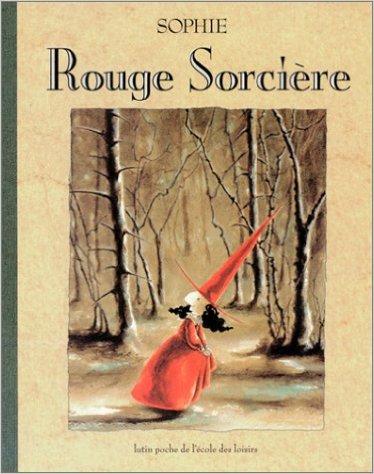 Livres animés – rouge sorcière