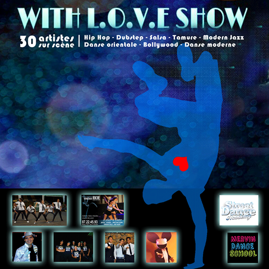 Spectacle de danse – with love show