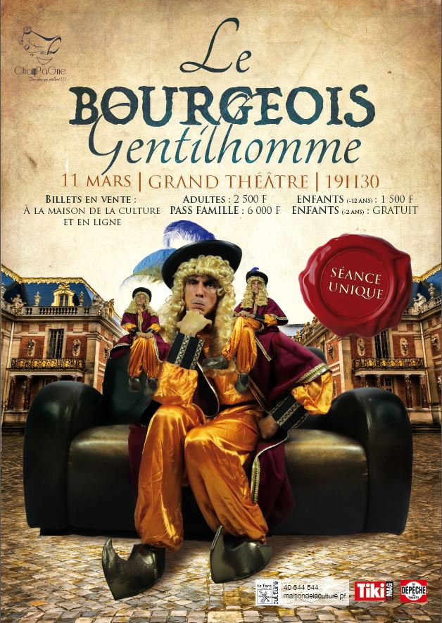 AFF bourgeois gentilhomme final