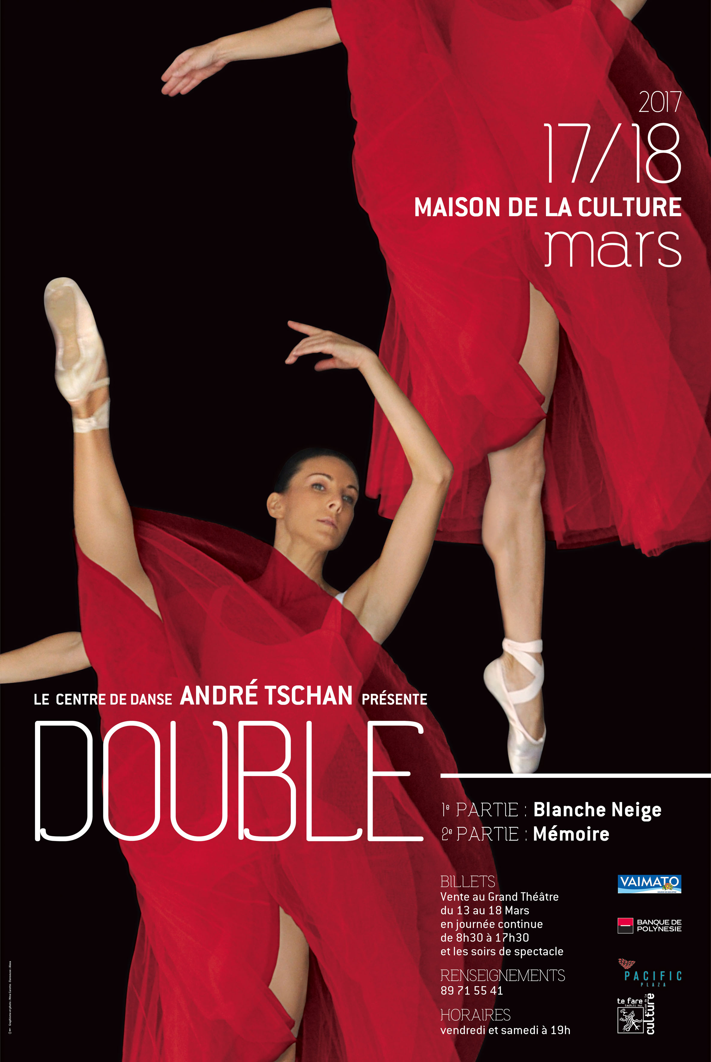Spectacle de danse – Double