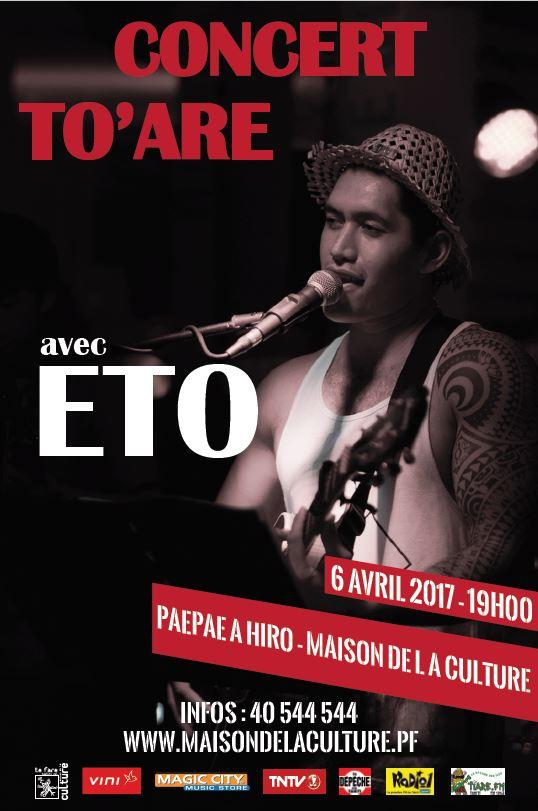Concert toare – Eto
