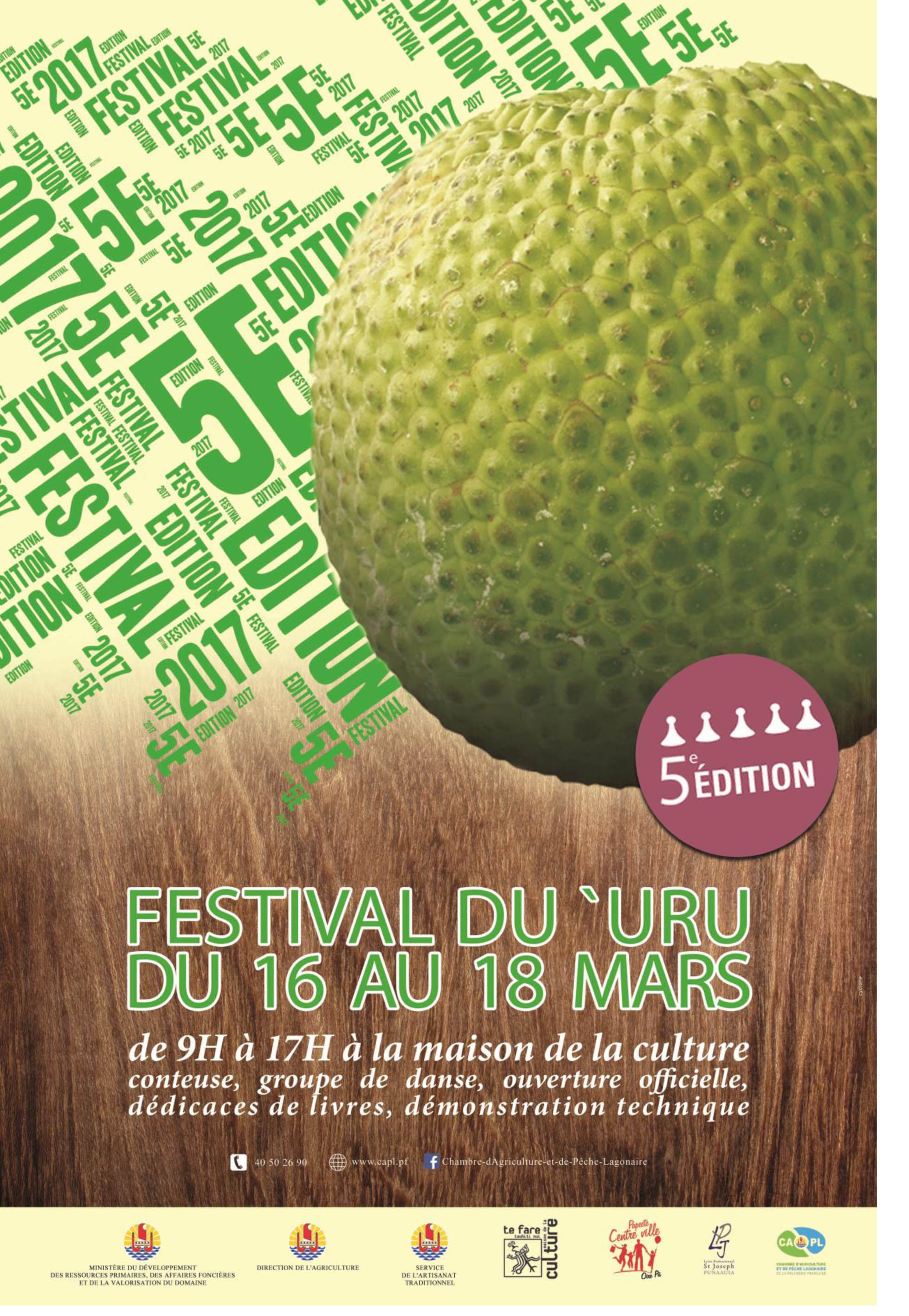 Festival du uru 2017