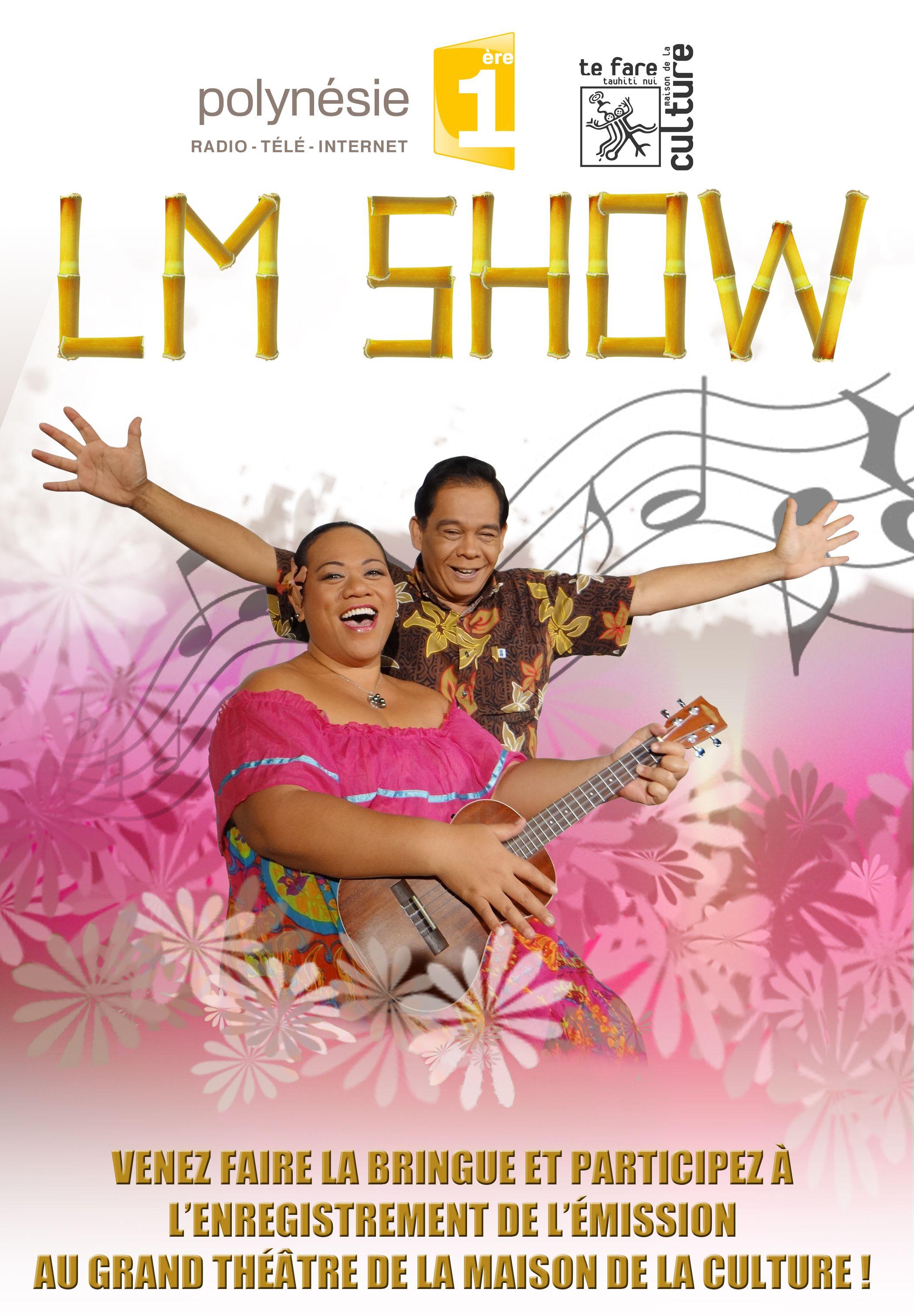 LM Show affiche