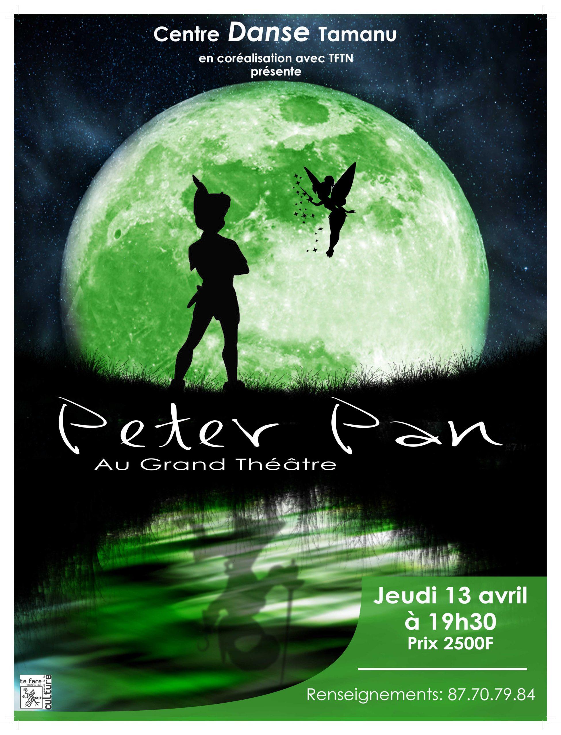 Spectacle de danse – Peter Pan