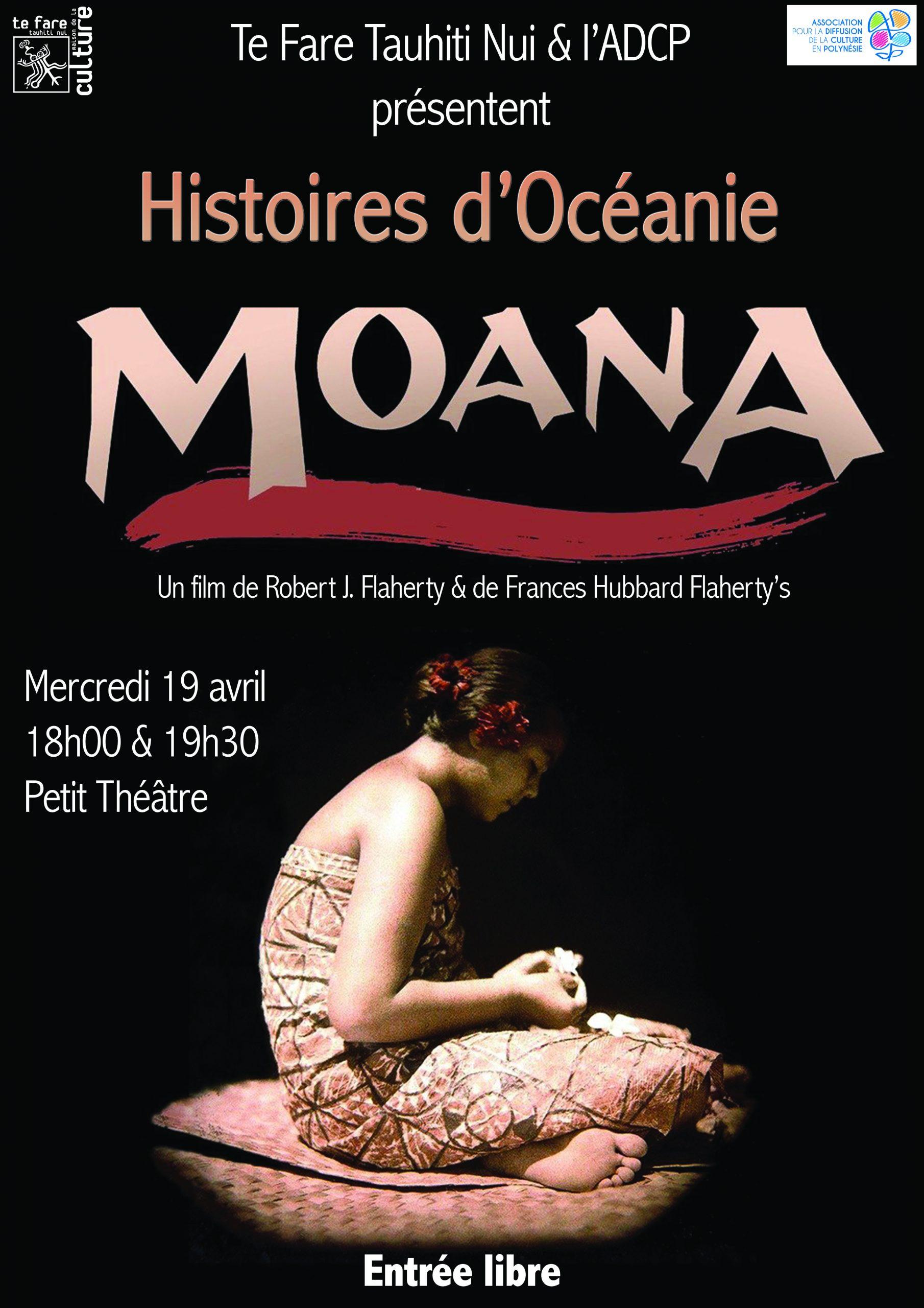 Histoires d'oceanie