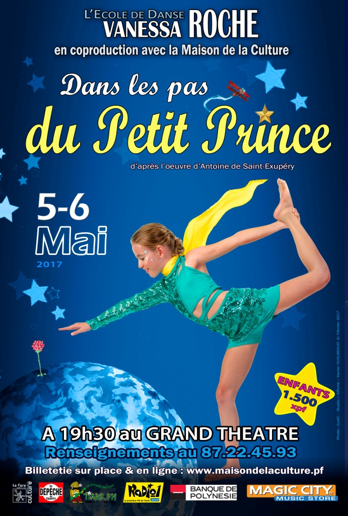 Spectacle de danse – Dans les pas du Petit Prince