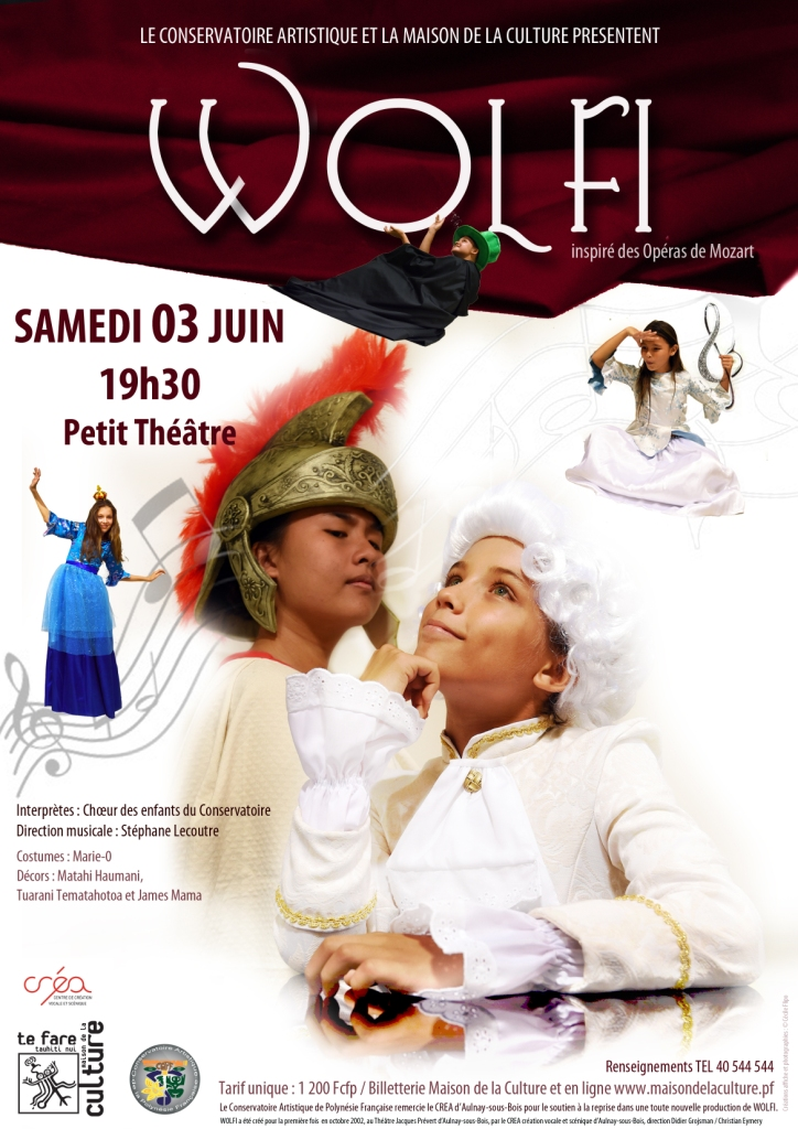 Concert – Wolfi