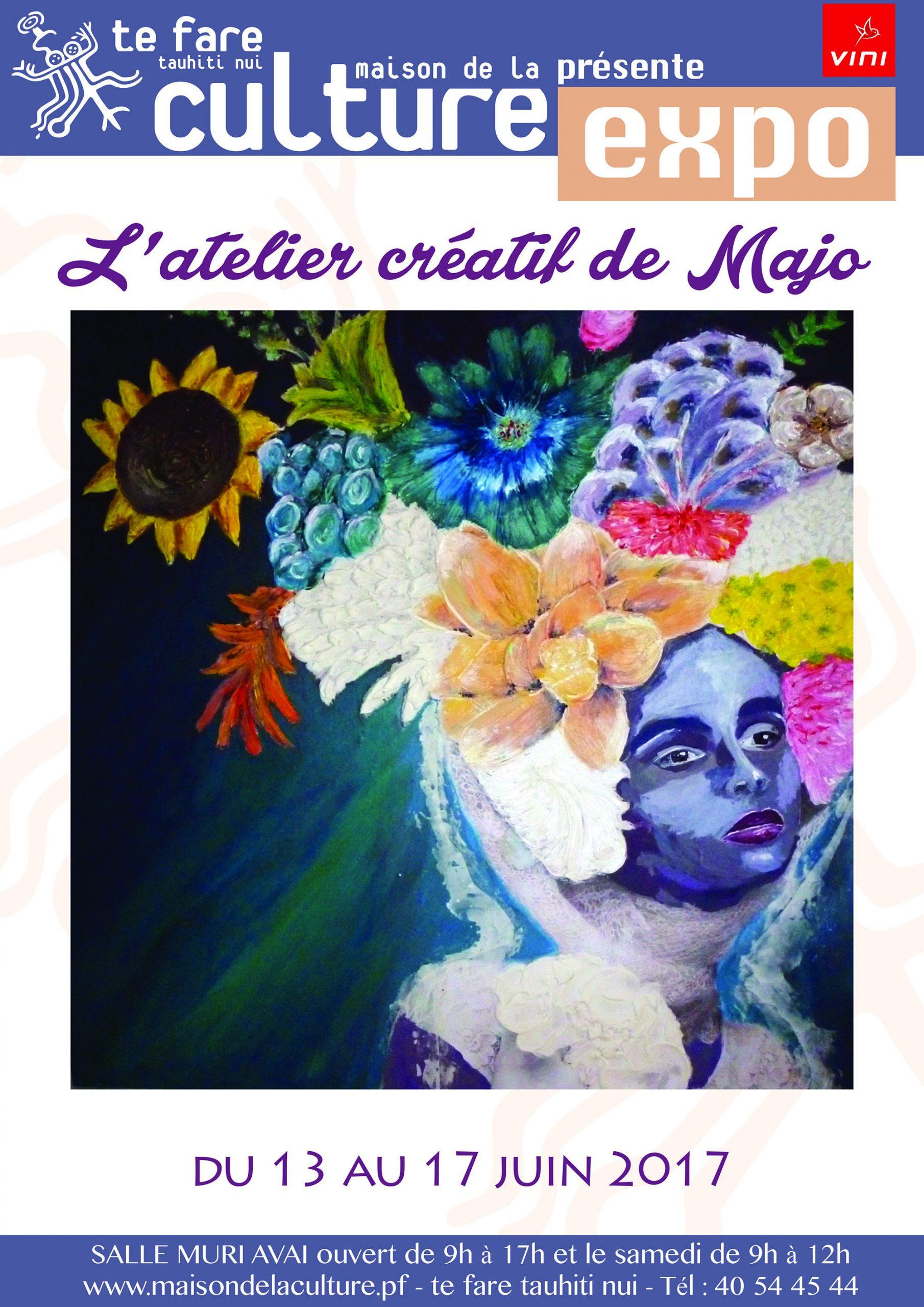 Exposition d'art – Majo