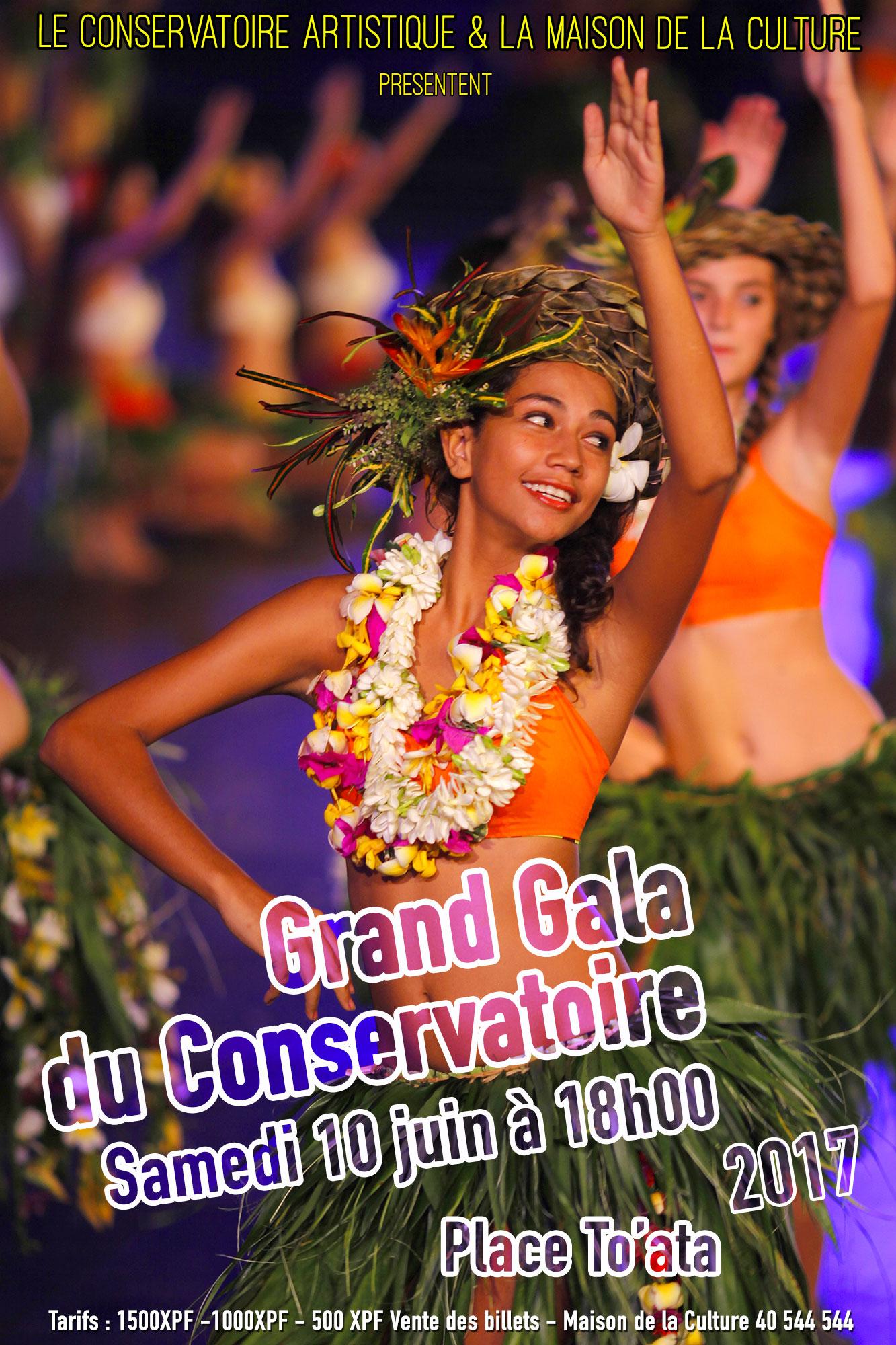 Spetacle de danse – Gala du CAPF