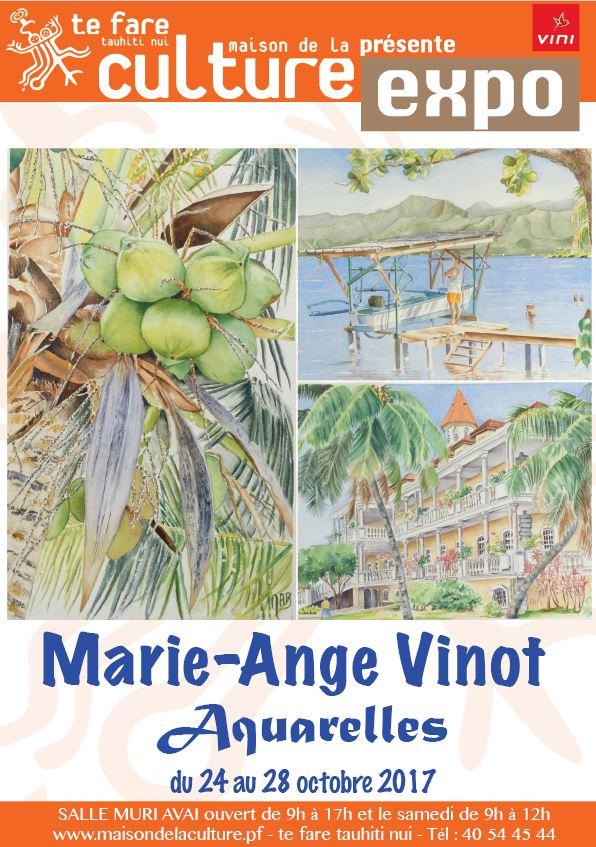 Expo – Marie-Ange Vinot