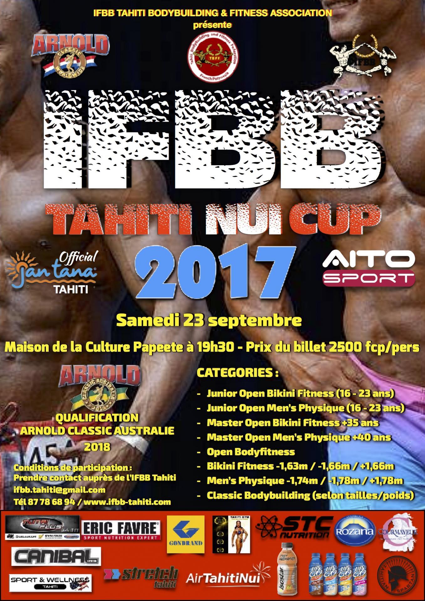 IFBB Tahiti nui cup