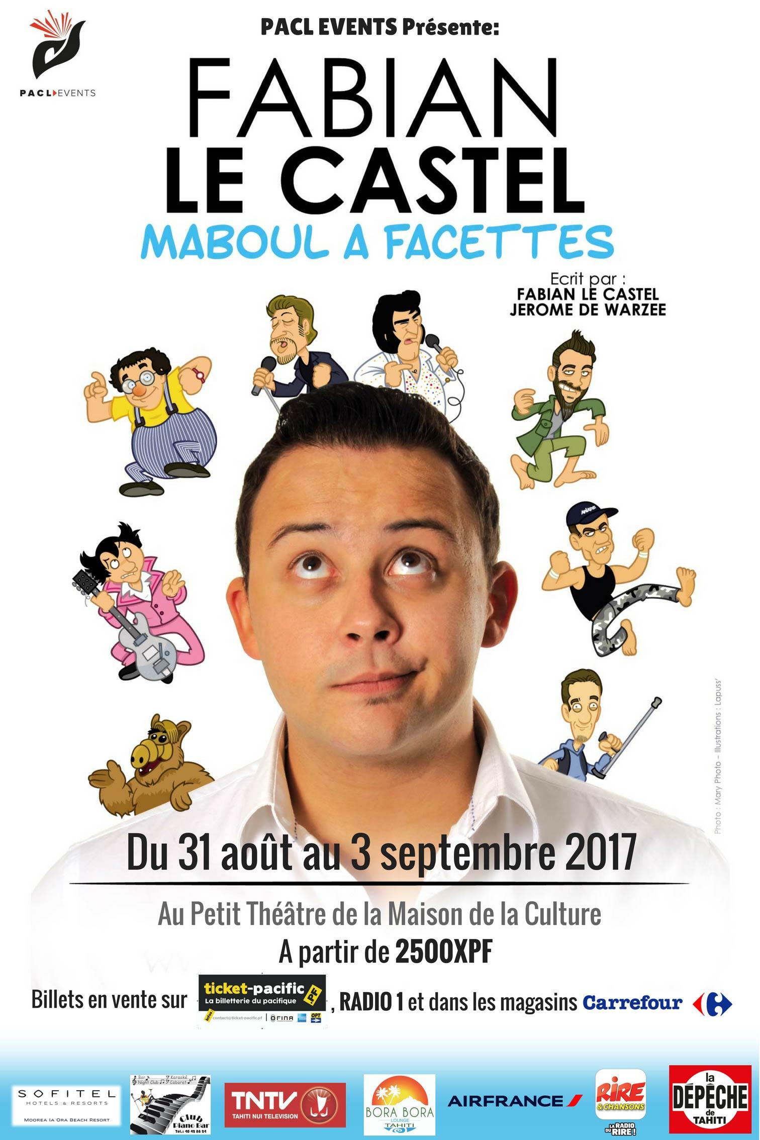 One man show – Fabian Le Castel