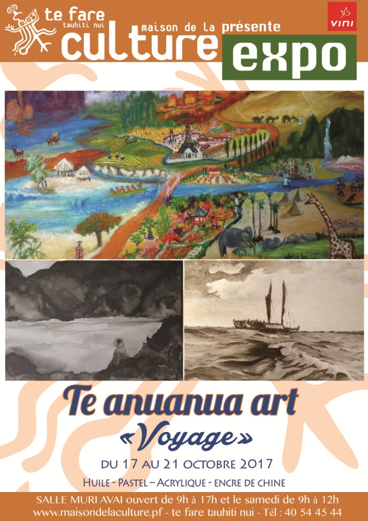 Expo – Te anuanua art
