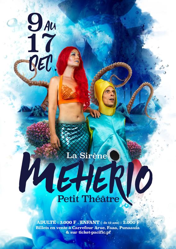 Théâtre – Meherio, la sirène