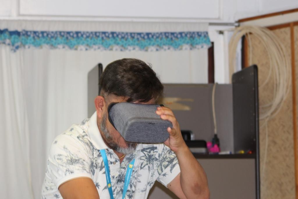 Atelier réalité virtuelle (1)