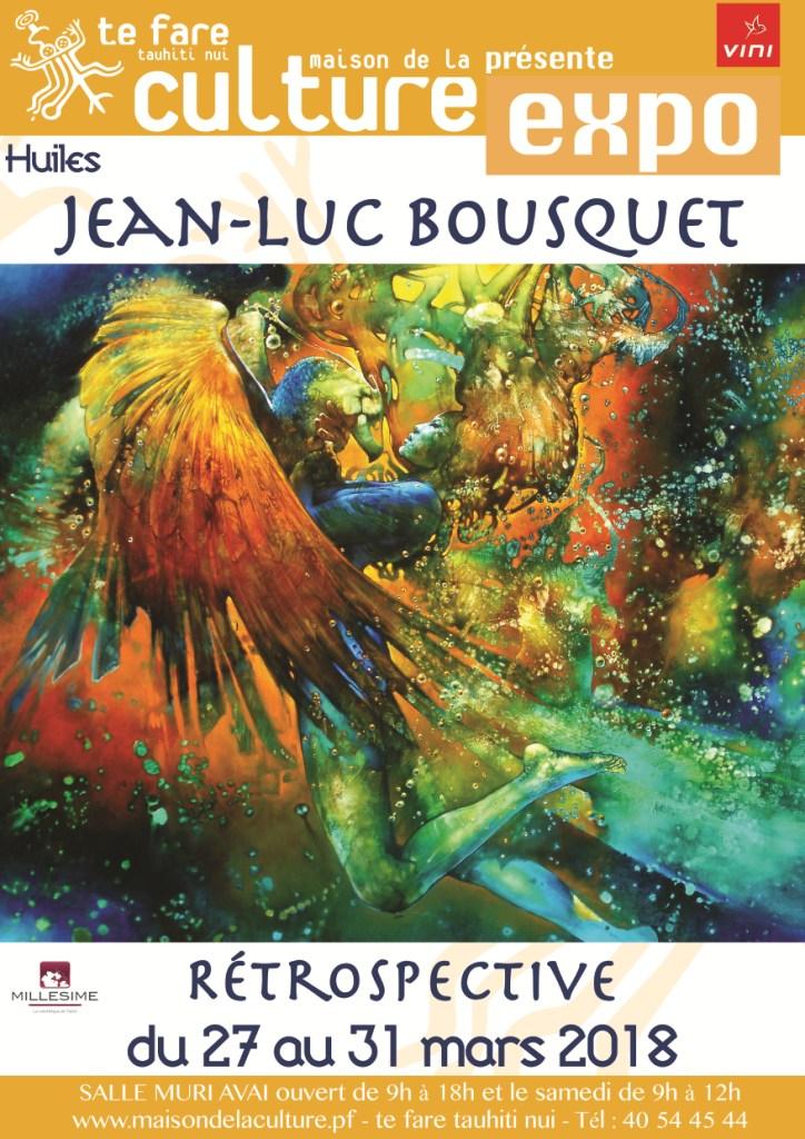 Expo d'art – Jean Luc Bousquet