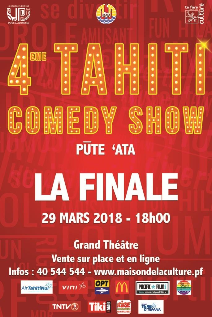 Finale Tahiti Comedy Show 4