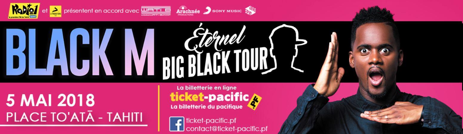 Concert – Black M