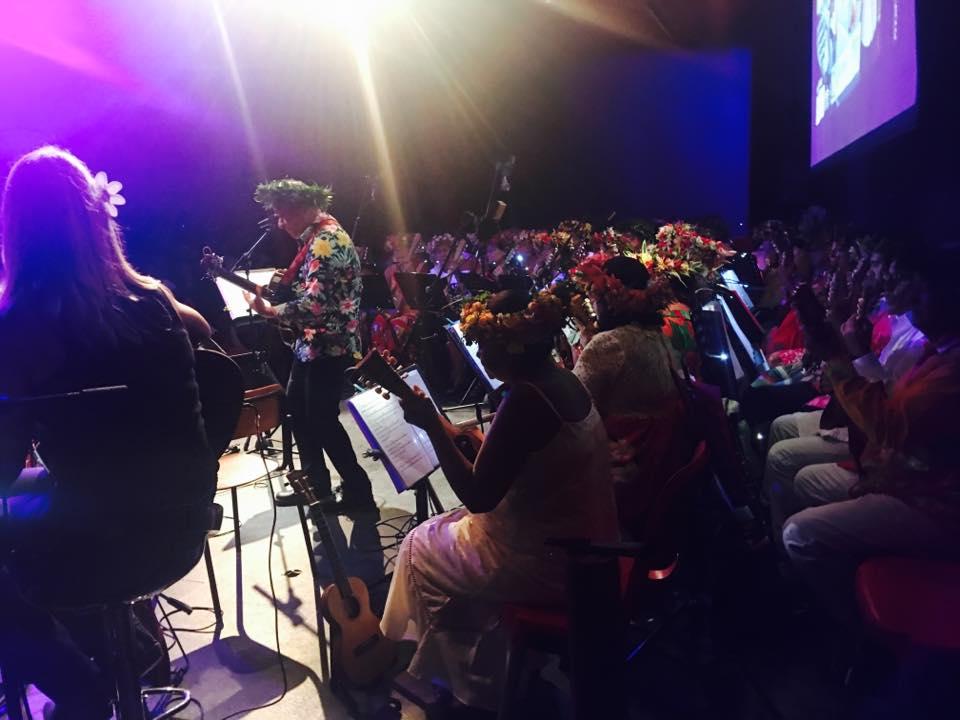 Concert – Marurai ukulele