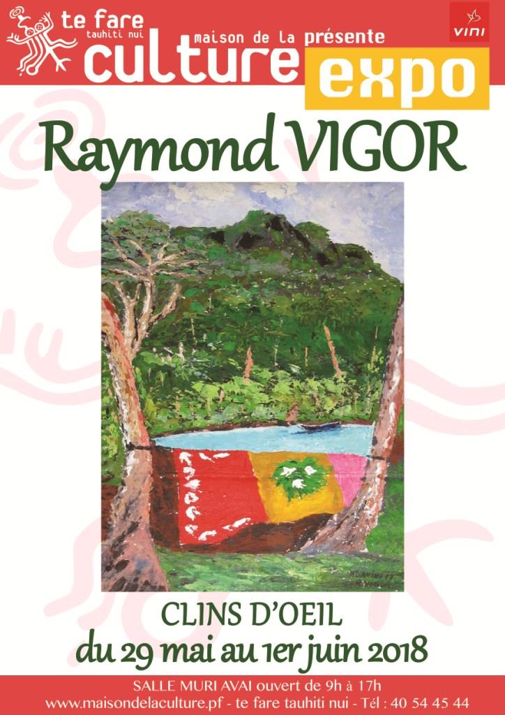 Expo Raymond Vigor