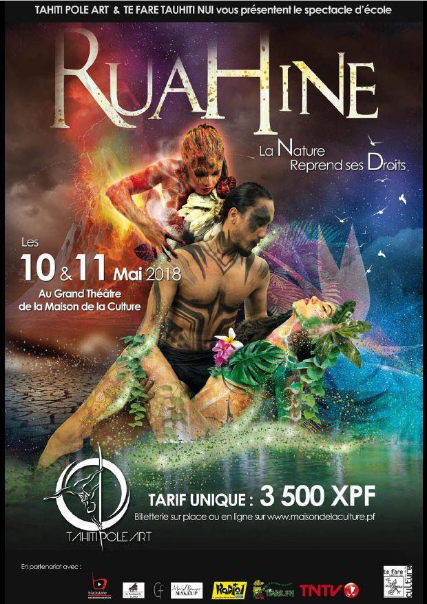 Spectacle de danse – Ruahine