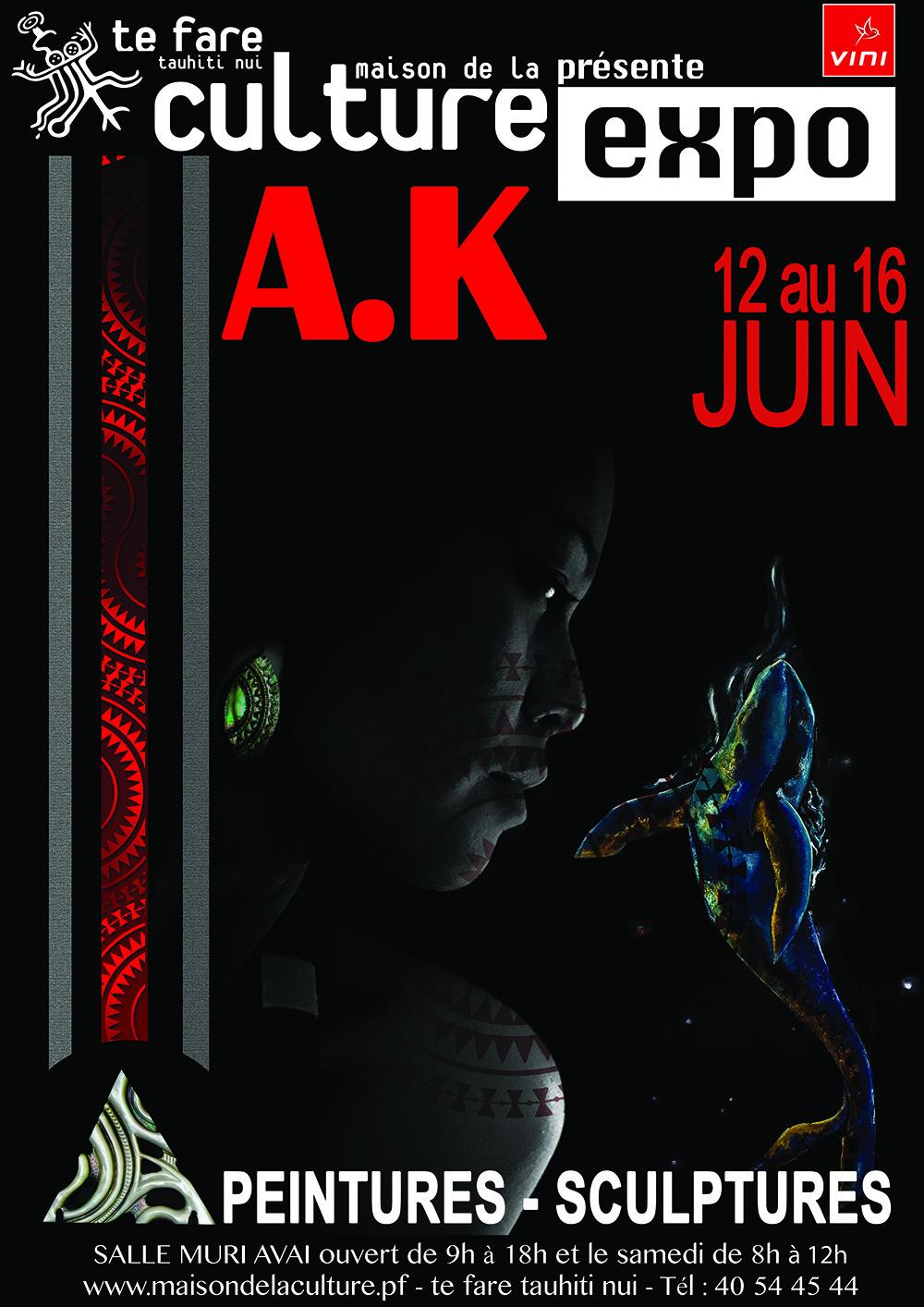 Exposition d'art AK