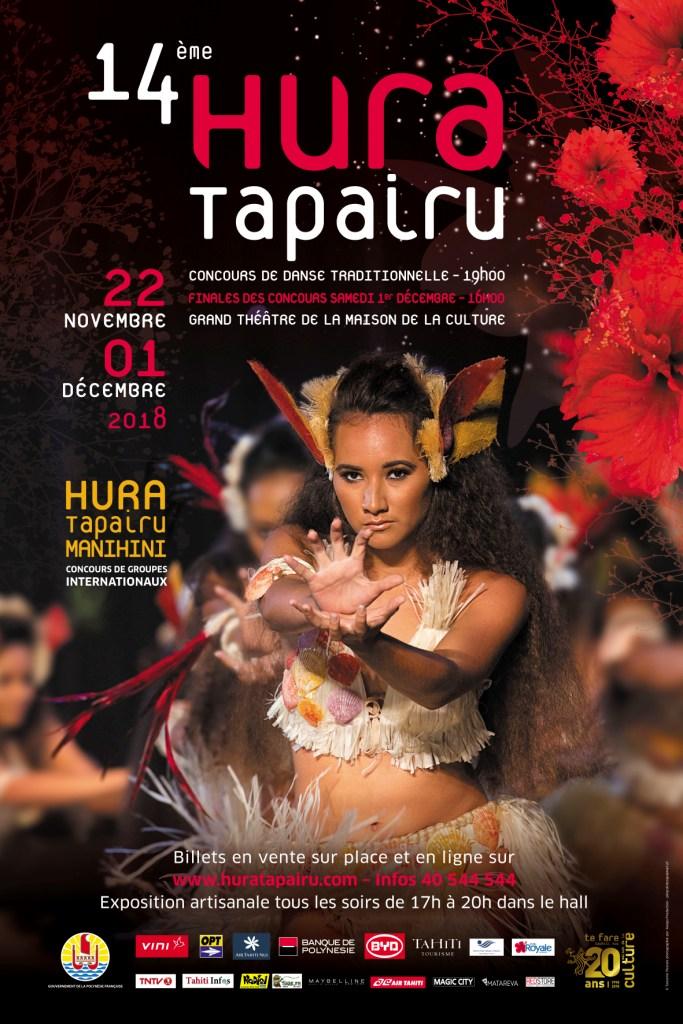14e HURA TAPAIRU 2018 BAT v3.indd