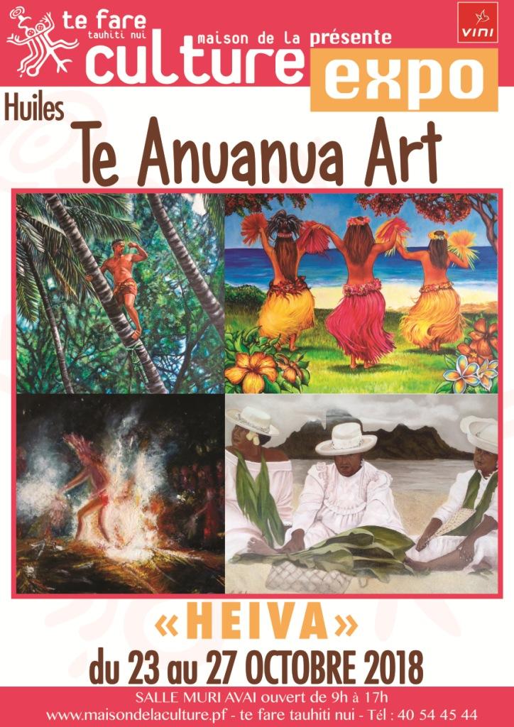 Expo d'art – Te anuanua art