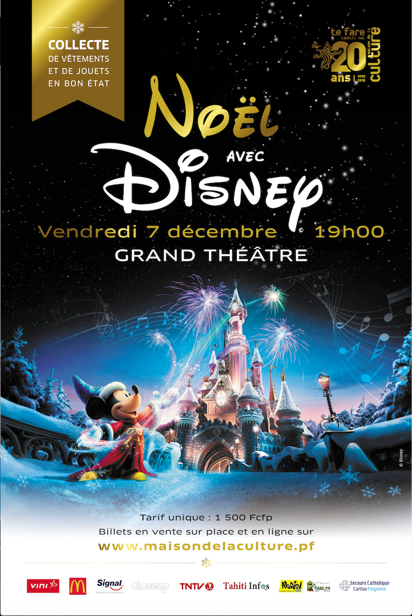 Noël avec Disney – light