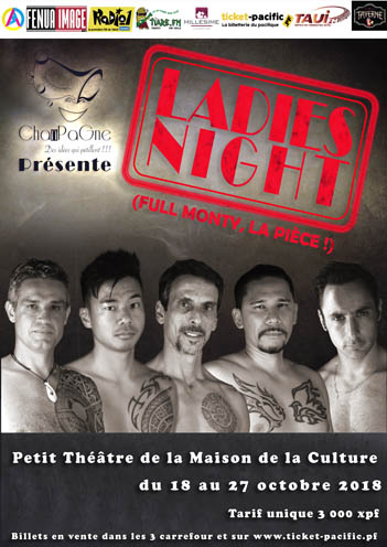 Théâtre – Ladies night