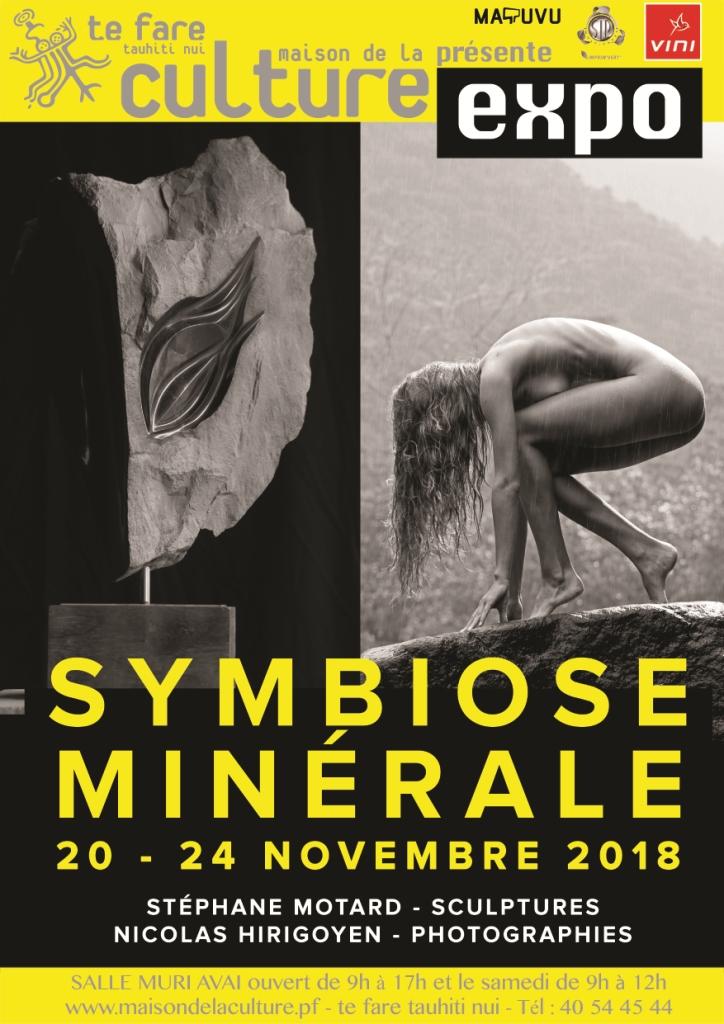 Expo d'art – Symbiose Minérale
