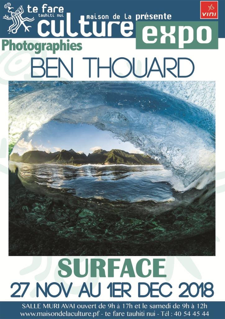 Exposition d'art – Ben Thouard