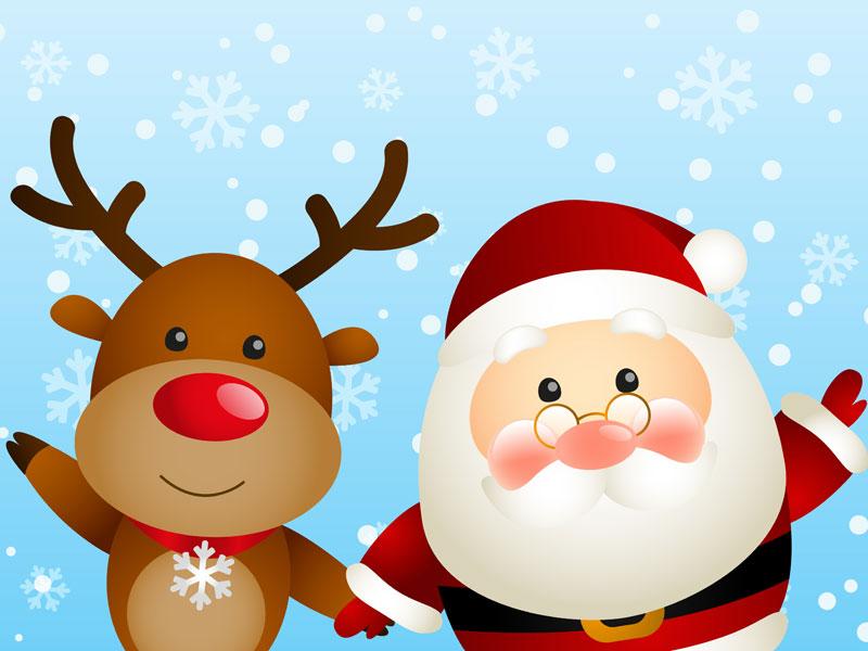 Heure du conte – L'enfance du père Noël