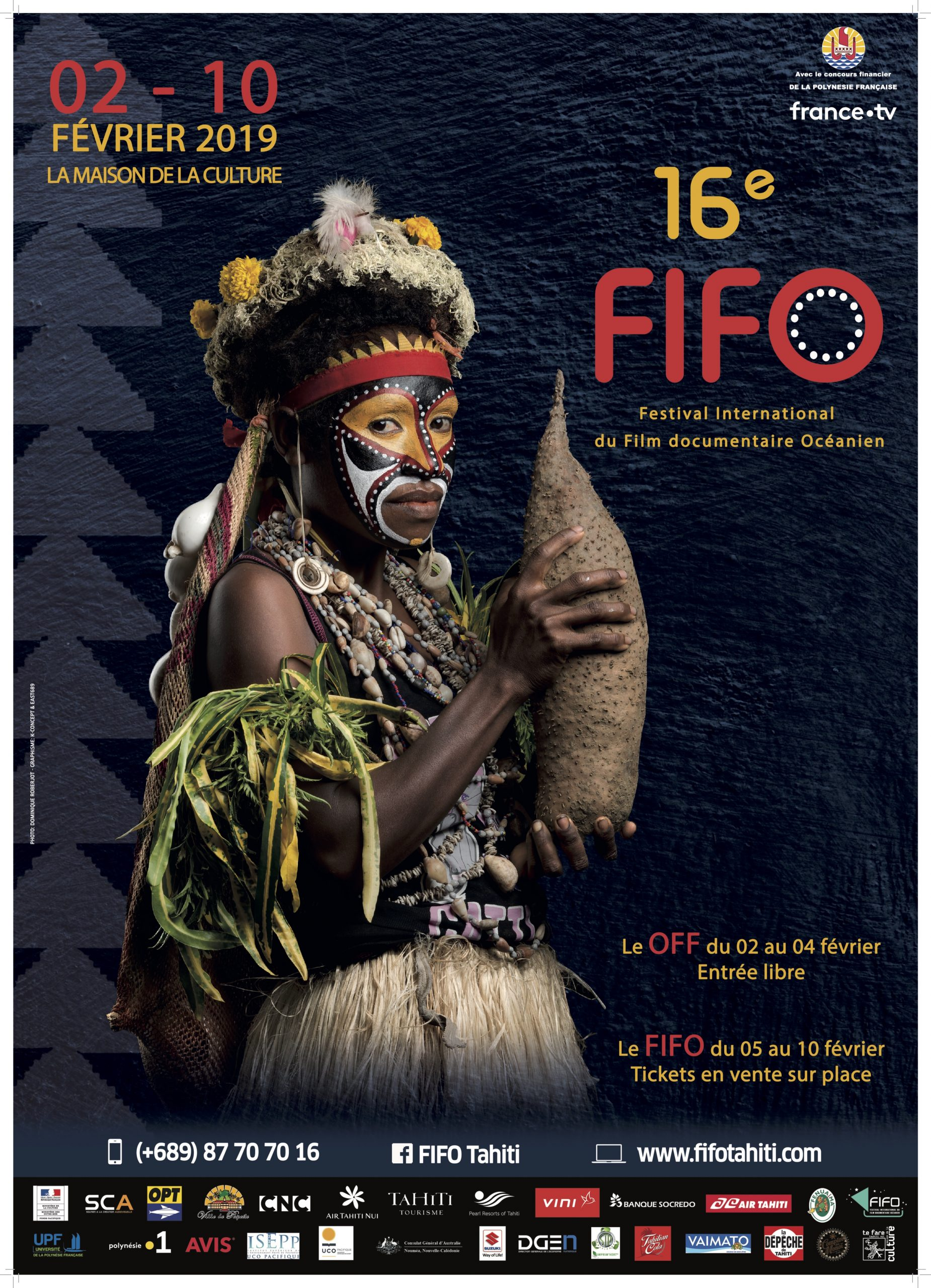 AFFICHE FIFO 2019