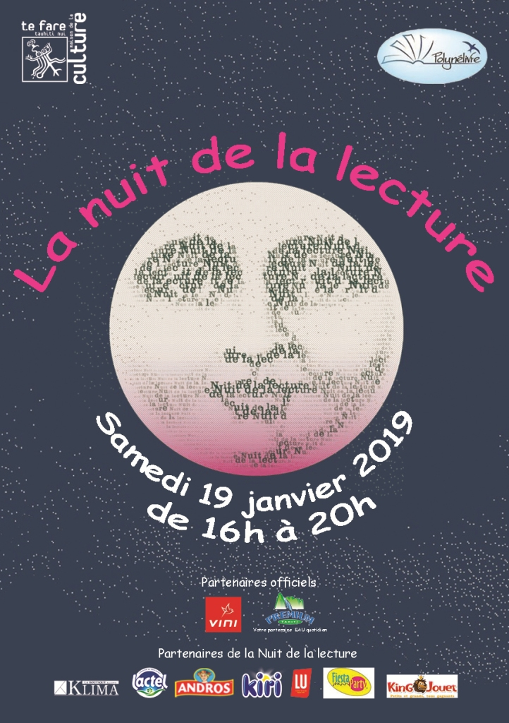 Nuit de la lecture 2019 – light