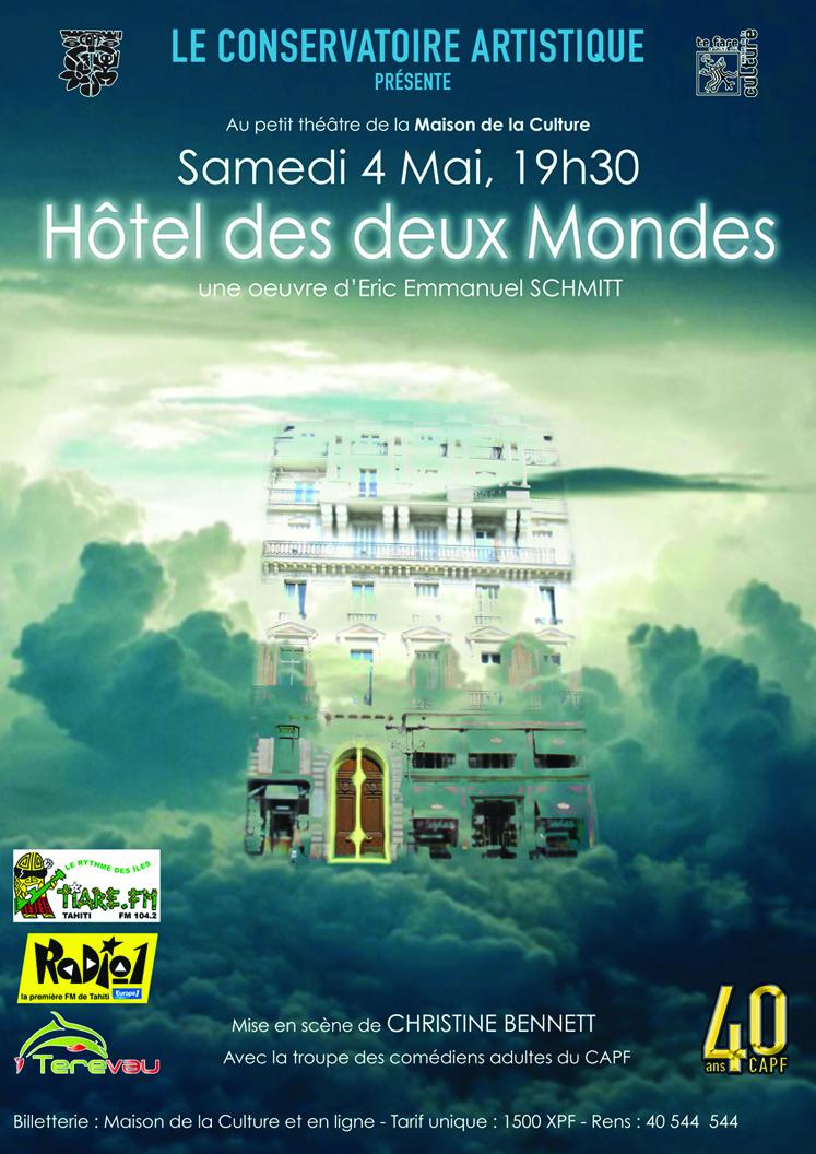 Hotel des deux mondes – CAPF