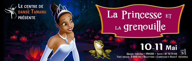 La princesse et la grenouille – Les centres Tamanu