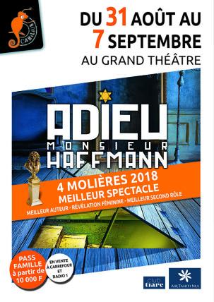 Cpgn du Caméléon – Adieu Monsieur Haffman