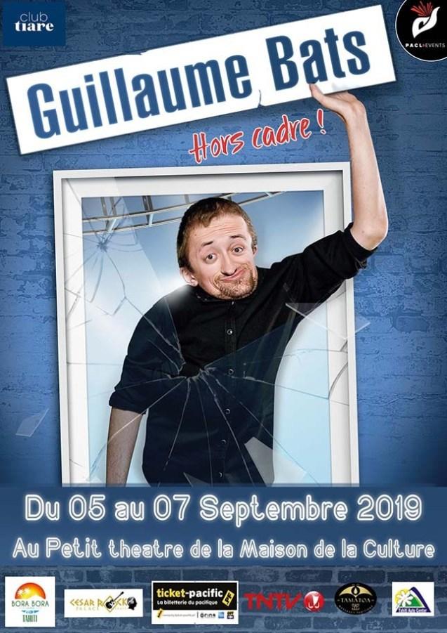 Humour – Guillaume Bats