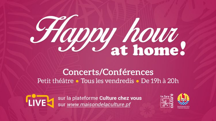 Actu – Happy hour at home – image 01