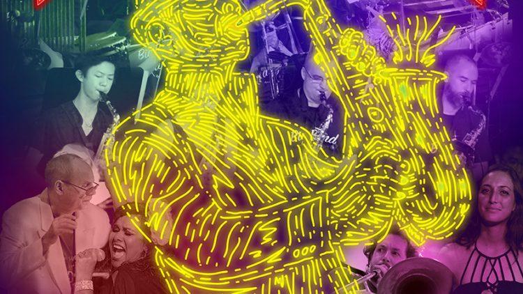 Les nuits du jazz 2021 – Affiche web