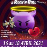 « SEXE, MAGOUILLES ET ROCK AND ROLL» du 16 au 18 avril au Petit Théâtre
