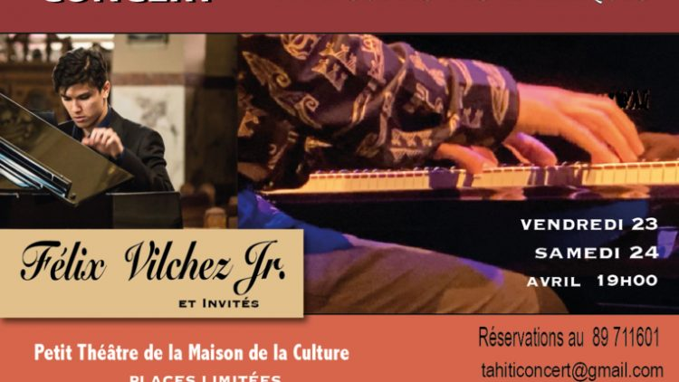 Felix Vilchez Jr – affiche
