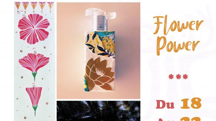 Affiche-FLOWER POWER-WEB