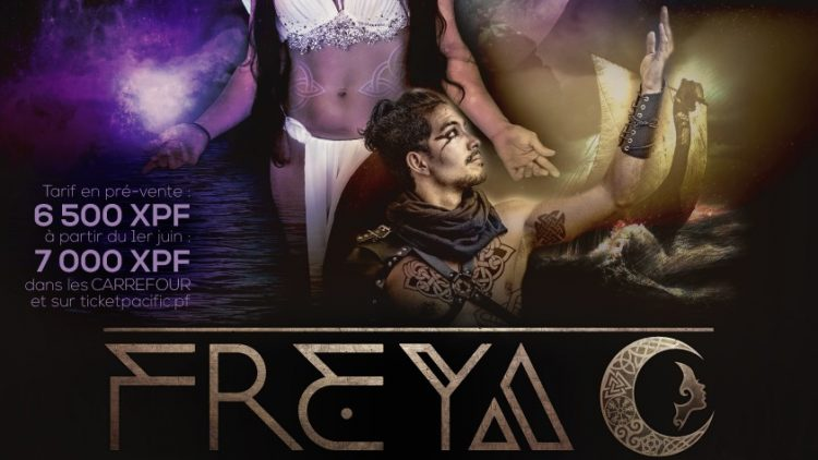 Freya – Tahiti Pole Art