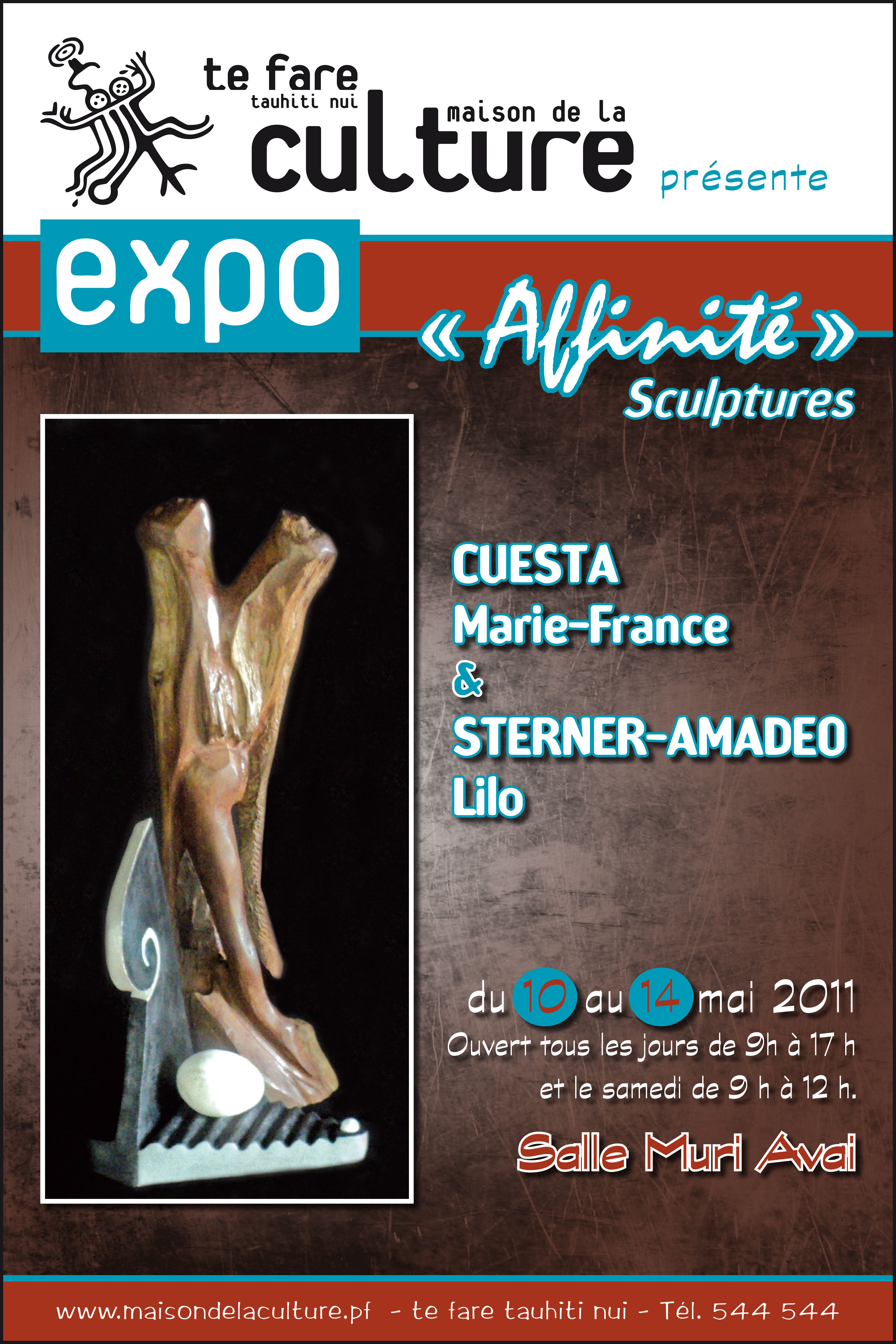 expo sculptures cuesta