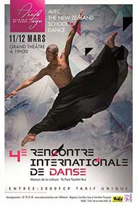 200 spectacle 4eme rencontre internationale